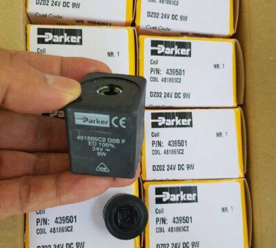 """จัดส่ง Coil ชุดใหญ่ให้ลูกค้า DZ02 24VDC , 481865C2 """"PARKER"""""""
