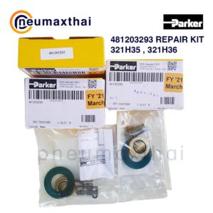 Parker solenoid valve – Repair KIT