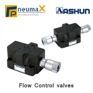 ASHUN-Flow Control Valves วาล์วควบคุมการไหล