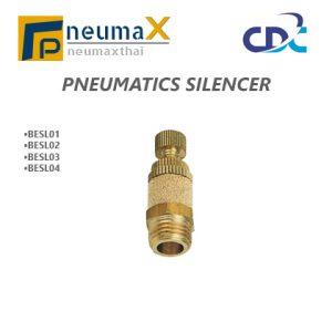 CDC-BESL ตัวเก็บเสียงแบบปรับได้ (Brass Silencers Regulate)-Silencers