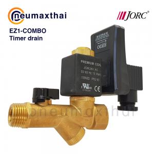EZ1 Combo – Electronic Drain Valve ออโต้เดรนไฟฟ้ายี่ห้อ JORC