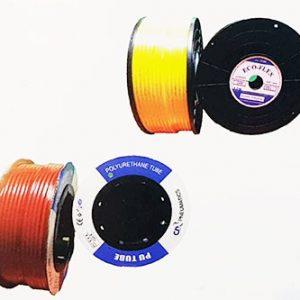 สายลม PU-โพลียูริเทรน ยี่ห้อ CDC, Eco-Flex (Polyurethane Tube)