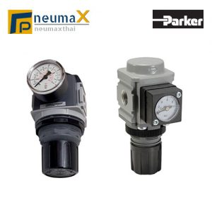 Parker-Air Regulator – ตัวปรับแรงดันลม-อุปกรณ์ควบคุมความดันลม P31RA, P32RA, P33RA