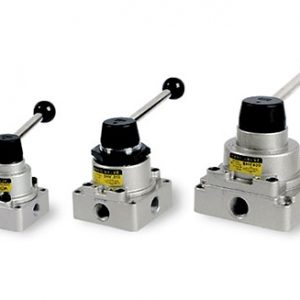 SKP SHV Series แฮนด์วาล์ว-วาล์วควบคุมด้วยมือ  Hand valves (4/2 ,4/3 ทาง)