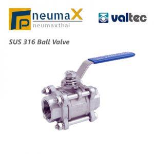 Valtec Ball Valve-SUS 316 บอลวาล์ว ยี่ห้อ Valtec