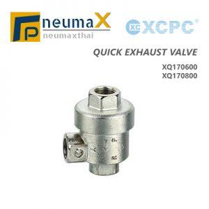 XCPC Quick Exhaust valve-วาล์วระบายลมเร็ว ยี่ห้อ XCPC