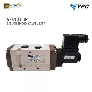 YPC Solenoid Valve โซลินอยด์วาล์ว 5/2, 5/3, 3/2, SF-SN Series