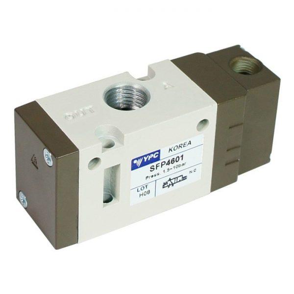 YPC SFP Series วาล์วลม -Air valve แบบ 5/2 , 5/3 ,3/2  ทาง